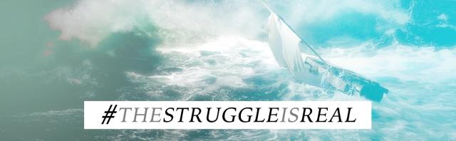 struggle post